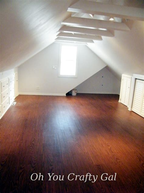 attic reno dream craft  sewing room  final results