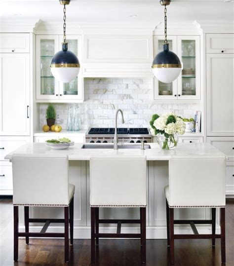 blue kitchen pendant lights 32 best kitchens christopher peacock images on 4830