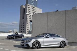 Coupe Mercedes : official 2018 mercedes benz s class coupe and cabriolet facelift gtspirit ~ Gottalentnigeria.com Avis de Voitures