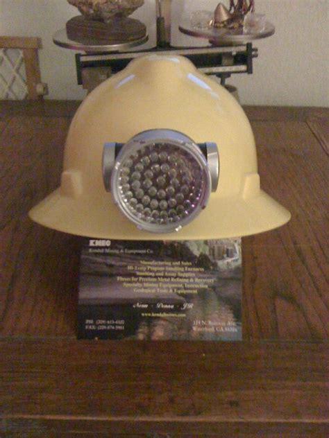 hard hat lamp  lighting   focused   area
