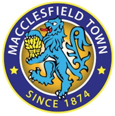 Macclesfield Town crest.   Football logo, Sports team ...