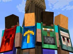 Minecraft Skins with Capes
