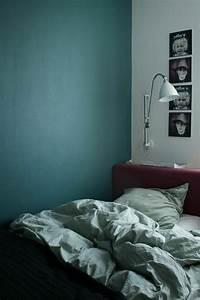 Sehr Kleines Schlafzimmer : die wundersch ne und effektvolle wandfarbe petrol ~ Sanjose-hotels-ca.com Haus und Dekorationen