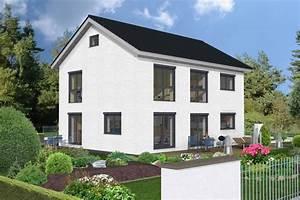 Haus Satteldach 30 Grad : modernes wohnhaus 150 qm wohnfl che 2 geschossig 30 ~ Lizthompson.info Haus und Dekorationen