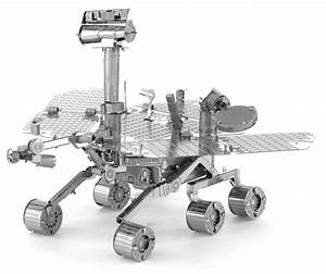 Mars Rover - Metal Earth 3D Model Puzzle