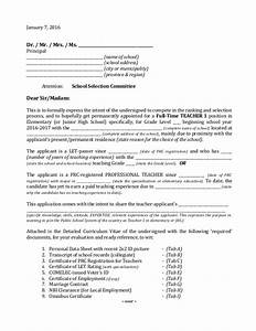 Example a letter of request for employment contract to for Permanent contract of employment template