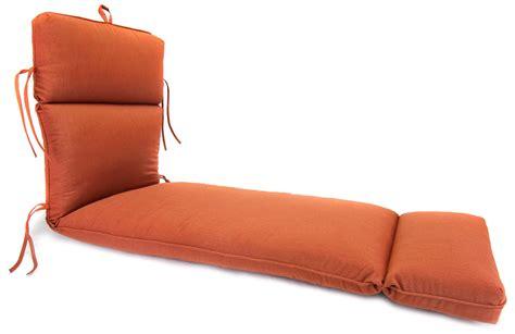 grand resort godard red chaise cushion featuring sunbrella