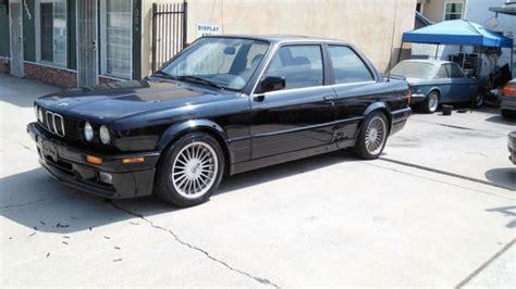 1990 bmw 325i e30 original m tech ii kit alpina and lot more extras hartge for sale