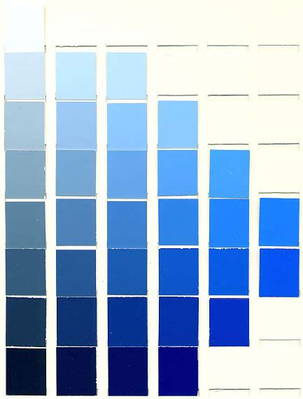blue color spectrum pigments through the ages intro to the blues