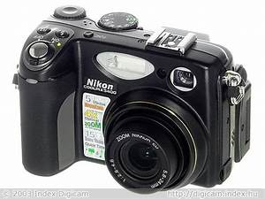 Nikon Coolpix 5400 Service  U0026 Repair Manual   Parts List