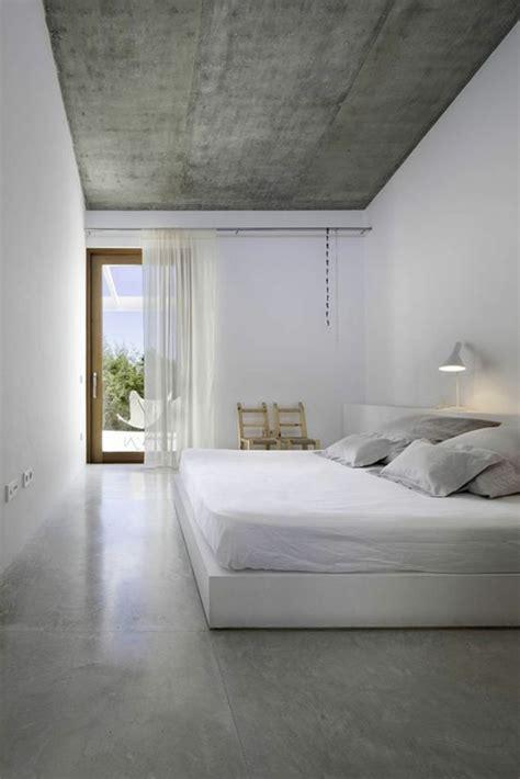chambre ton gris chambre sol gris outil intéressant votre maison