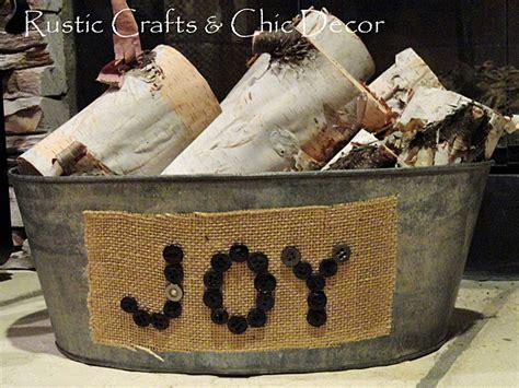 Tin Bucket Decorating Ideas - Elitflat