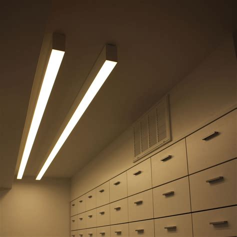 led linear ceiling lights top notch led linear light fixture surface mounted light