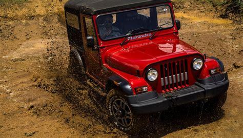 mahindra jeep 2017 100 mahindra jeep thar 2017 mahindra thar modified