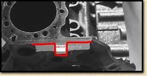 Harley Davidson Engine Identification Numbers  Diagram