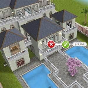 Sims FreePlay House Ideas
