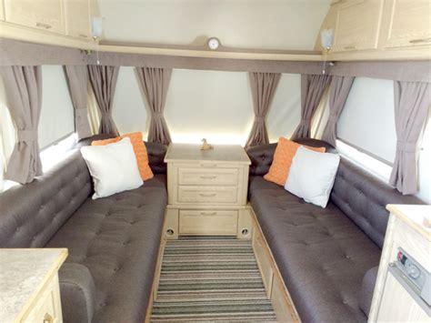 Caravan Upholstery by Touring Caravan Furnishings And Upholstery