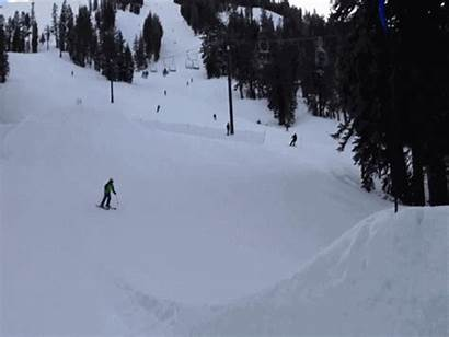 Ski Jump Gifs Generally Wrong Goes Daily