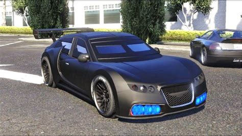 Modded Car With Apii. Gta 5 Online. Ps3 How To Put Two