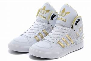 Adidas Shoes Women White And Gold mandala2012.co.uk
