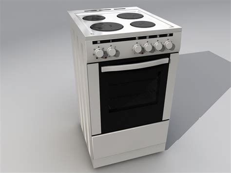 gas stove  oven  model  studiocinema  files   modeling   cadnav