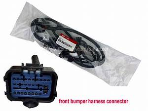 Front Bumper Wiring Harness For Warning Sensor For 2017