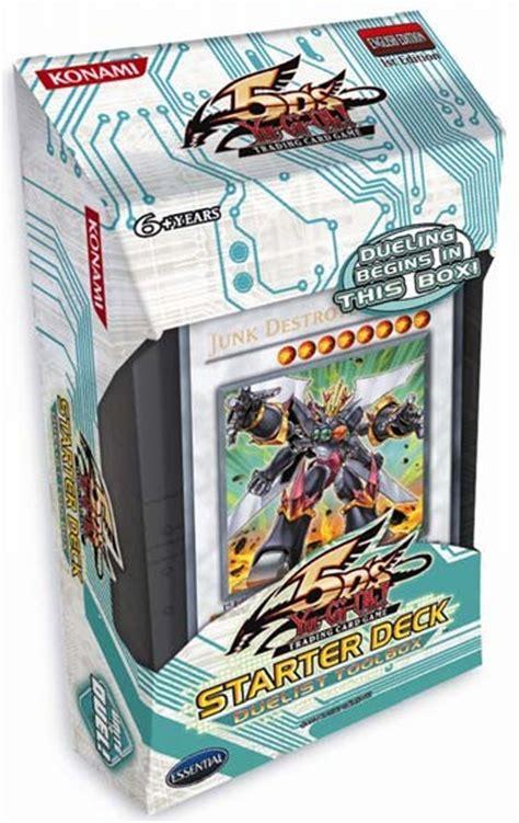 Jaden Yuki Starter Deck Ebay by Starter Deck Duelist Toolbox Yugioh Card Prices
