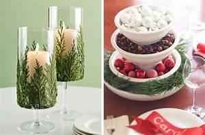 Deko Ideen Kerzen Im Glas : tischdekoration zu weihnachten einfache schnelle ideen ~ Bigdaddyawards.com Haus und Dekorationen
