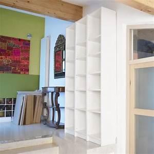 Bibliothèque Ikea Blanche : comment fermer une etagere comment faire lorsque luon a pas assez de place pour une table de ~ Preciouscoupons.com Idées de Décoration
