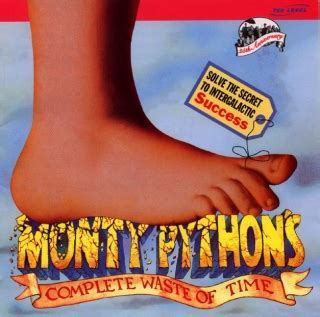 monty pythons complete waste  time wikipedia