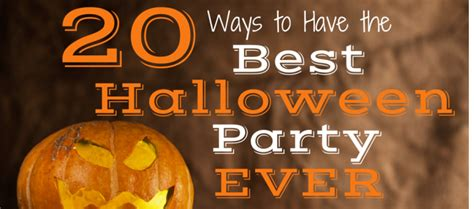 Entertainment For The Best Halloween Party Ever