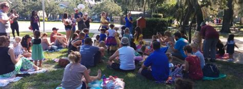 preschool readers presents free story time in the park 574 | 251537 1485748310