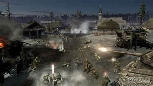 Company Of Heroes 2 Shots Show A Cold Eastern Front VG247