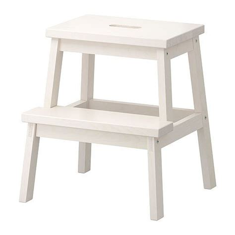 Ikea Regalbrett Weiß by Tritthocker Aus Holz