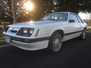 Daily Turismo: Needs More Coyote: 1986 Ford Mustang LX