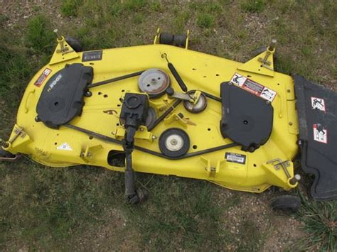 deere 54 deck for x720 for sale plaine mn price 800 used deere 54 deck for