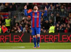 Lionel Messi is pushing Barcelona towards his favourite