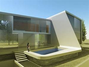 Very Modern House Plans House Plan Ultra Modern Home ...