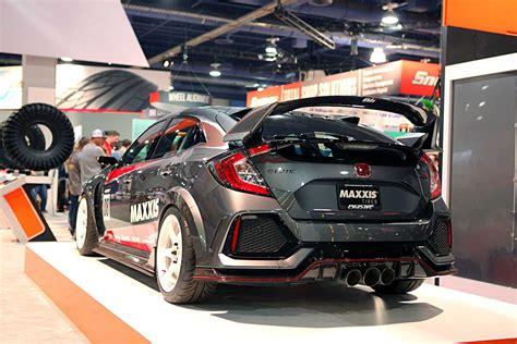honda civic type r fk8 tuning evasive motorsports civic type r evs tuning rear diffuser