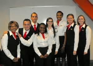 Airline Flight Attendant Uniforms