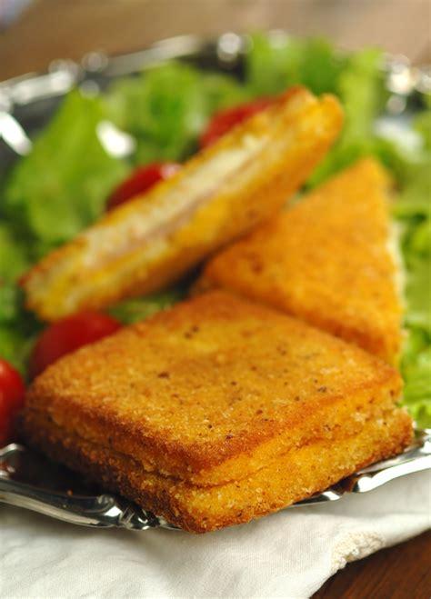 ricetta della mozzarella in carrozza mozzarella in carrozza ricetta classica e originale