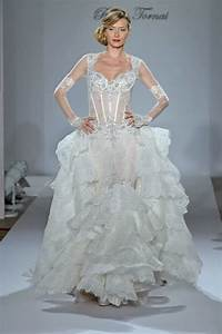 pnina tornai fall 2015 wedding dresses world of bridal With wedding dress designer pnina