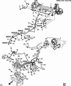 Need Hydraulic Brake Hose Diagram For 1998 Cadillac