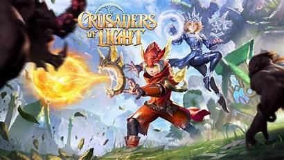 Crusaders Netease Games Elementalist