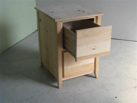custom wood file cabinets custom 2 drawer wooden file cabinet by ecustomfinishes