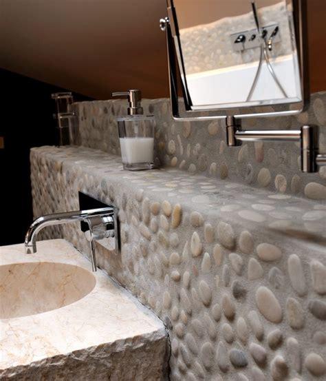 galet pour salle de bain des galets pour une salle de bains visite priv 233 e