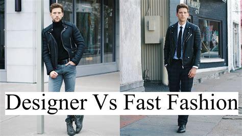 afford designer brands designer  fast fashion