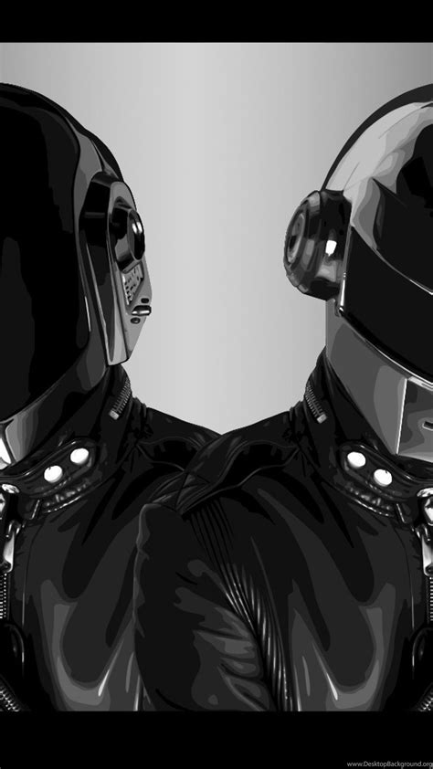 Download Wallpapers 3840x2400 Daft Punk, Suits, Image ...