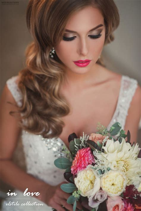 inspirational vintage retro wedding hairstyles deer