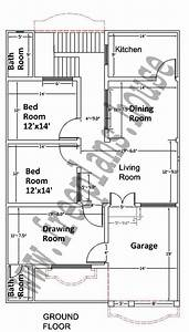 35 U00d755 Feet   178 Square Meters House Plan  U2013 Free House Plans